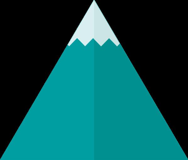 山峰山雪山装饰风景