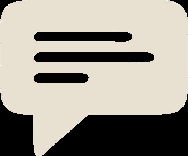 消息短信对话框信息图标