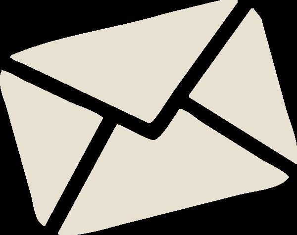 信封图标标识标志消息