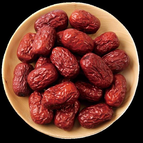 大枣红枣抠图照片实物