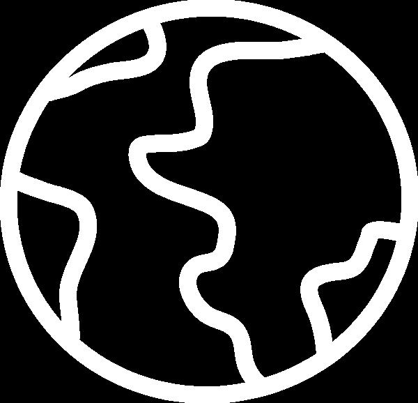 地球地图球圆形圆