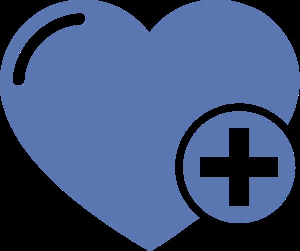 心心跳医疗医药icon