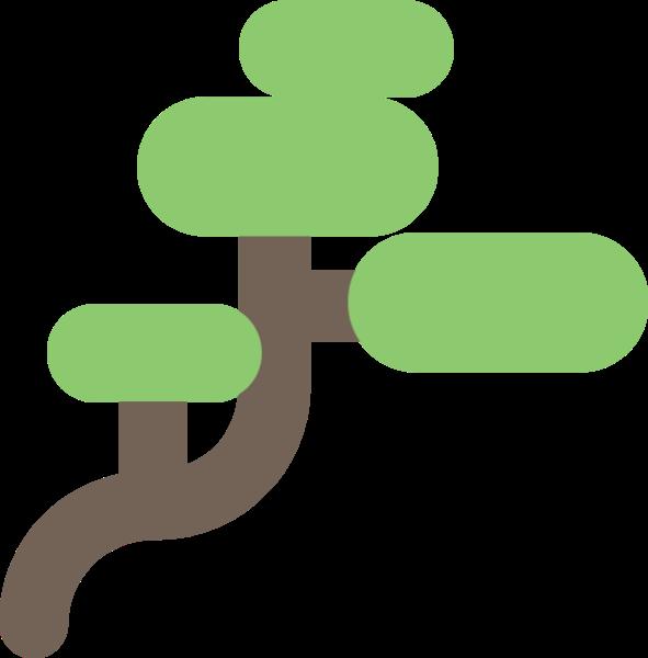 树木树丫树植物绿叶