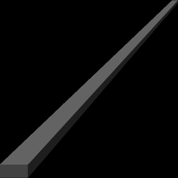 钢条木条筷子块状矢量