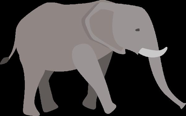 象大象巨象动物可爱