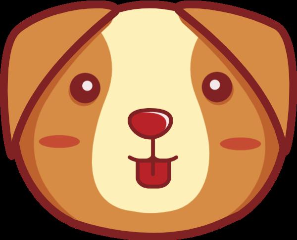 狗小狗宠物狗卡通动物