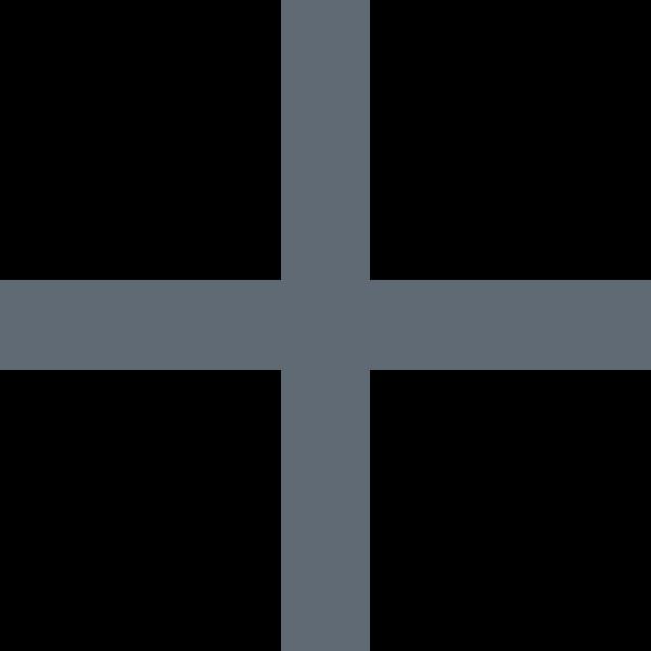 十字十医疗装饰排列