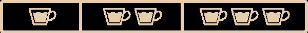 咖啡数量标签饮料标准