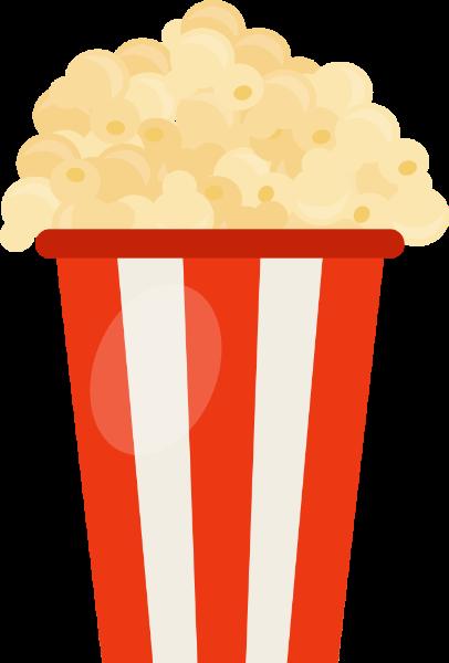 爆米花零食食物食品电影