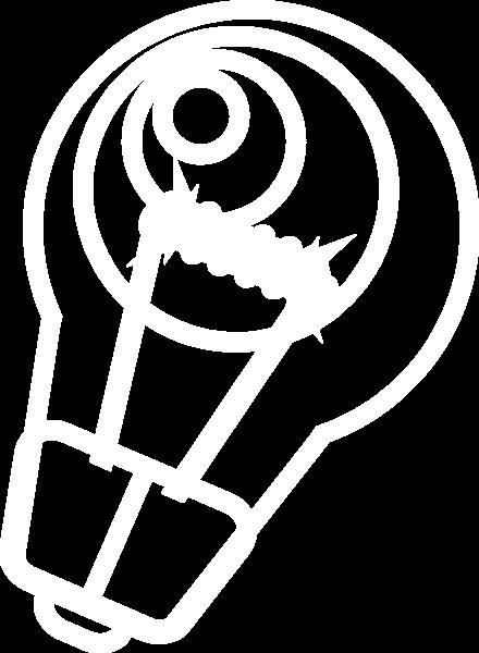 灯泡灯思考照明发光