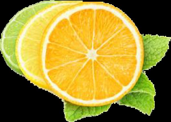 橘子橙子水果實物摳圖