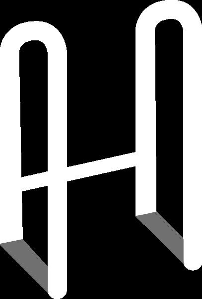 扶梯扶手梯子阶梯泳池