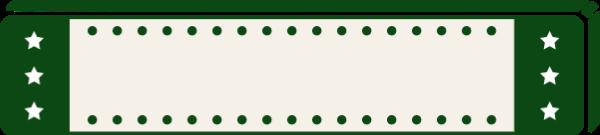 文字框文本框灯箱港式立体