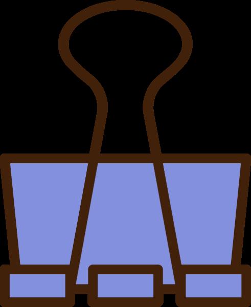 夹子工具铁夹文件夹整理