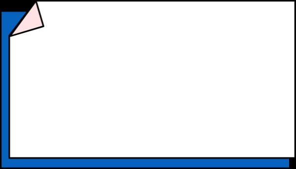 文字框纸草稿纸框边框