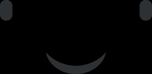 表情笑脸微笑可爱手绘