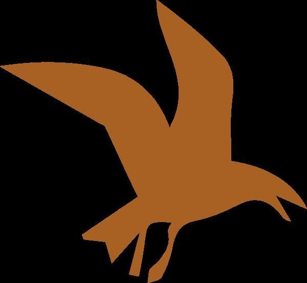 鸟飞鸟剪影鸟类飞翔