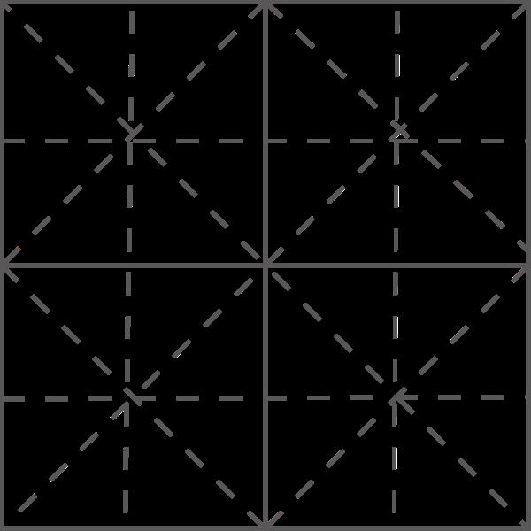 田字格方格格子方框框