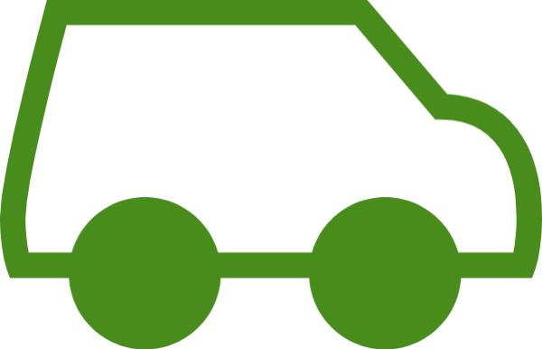 车汽车小轿车卡通辅助元素