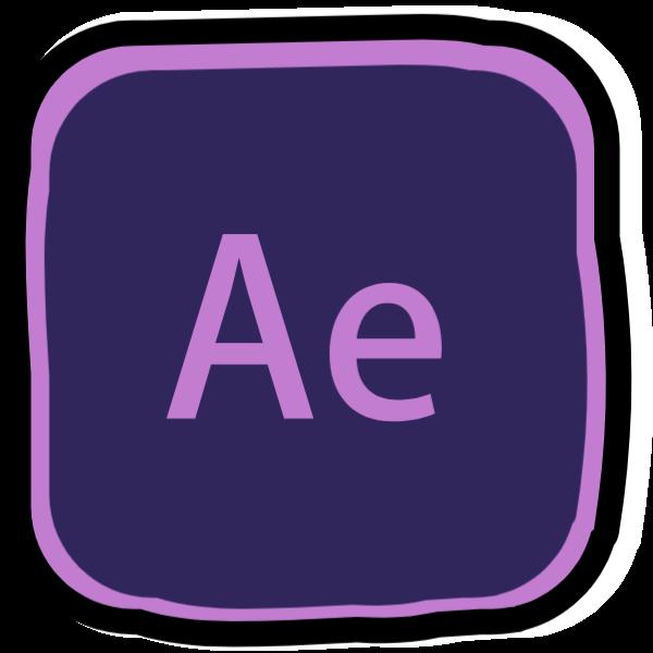 ae方框按钮icon图标