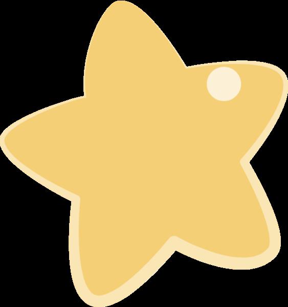 星星五角星卡通海星婴儿