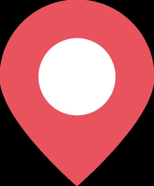 坐标位置地址icon定位