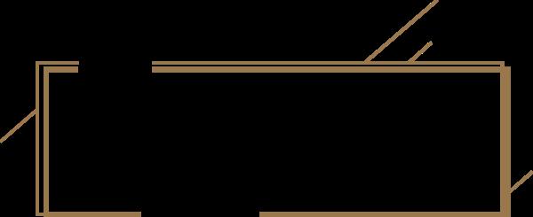 线框边框框装饰长方形