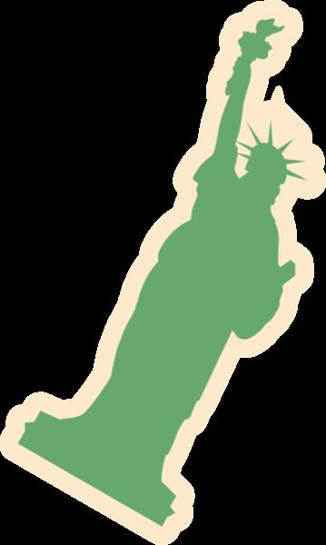 自由女神像美国雕像雕塑人物