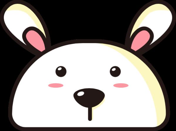 兔子兔小兔子兔耳朵动物