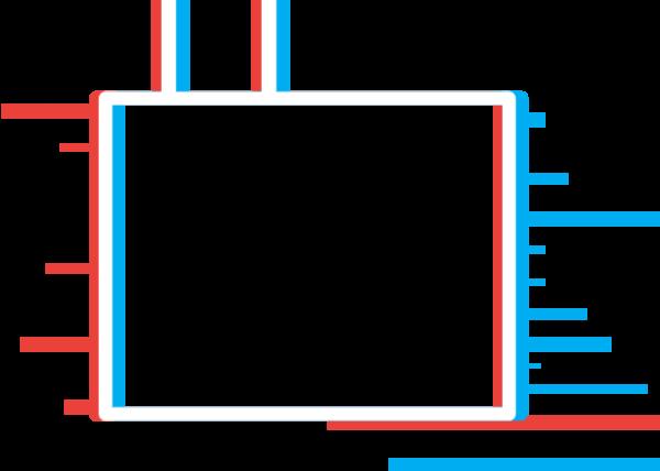 几何图形几何形状几何元素文字框装饰