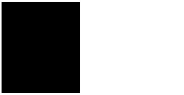 格子黑白格黑白块黑白矩形