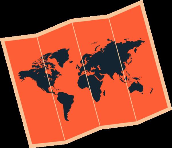 地图线路出行旅行旅游