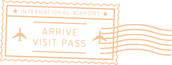 邮戳邮票票标签旅游
