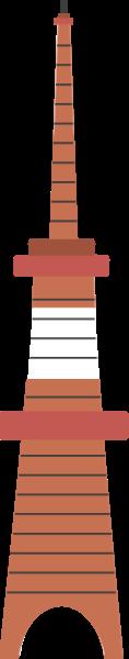 塔铁塔尖塔埃菲尔铁塔建筑