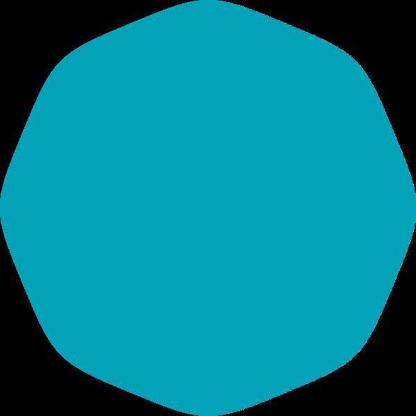 多边形圆装饰排列点阵