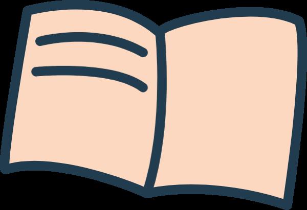 書書本筆記本文具學習