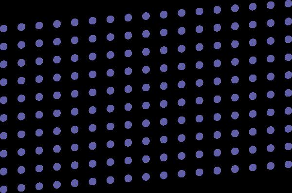 矩形波点平铺装饰设计元素