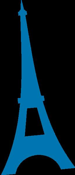 埃菲尔铁塔铁塔巴黎铁塔剪影景点
