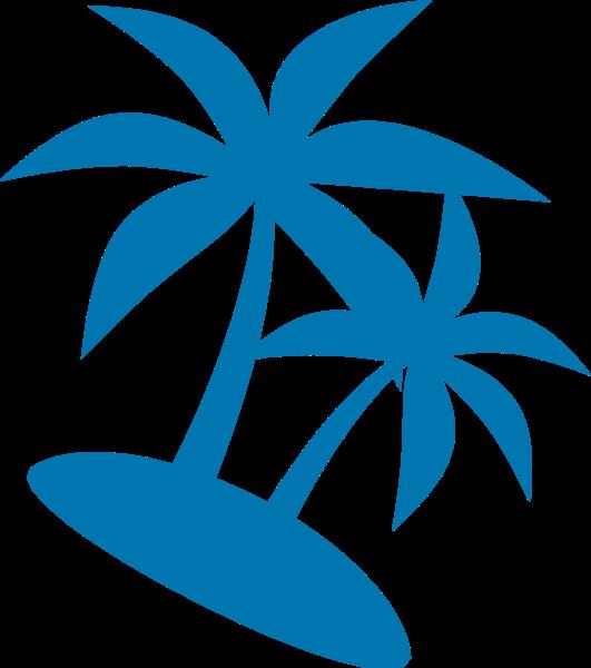 椰子树树植物沙滩海边