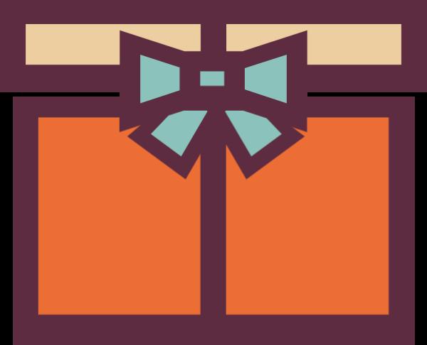 礼盒礼品盒礼物惊喜装饰