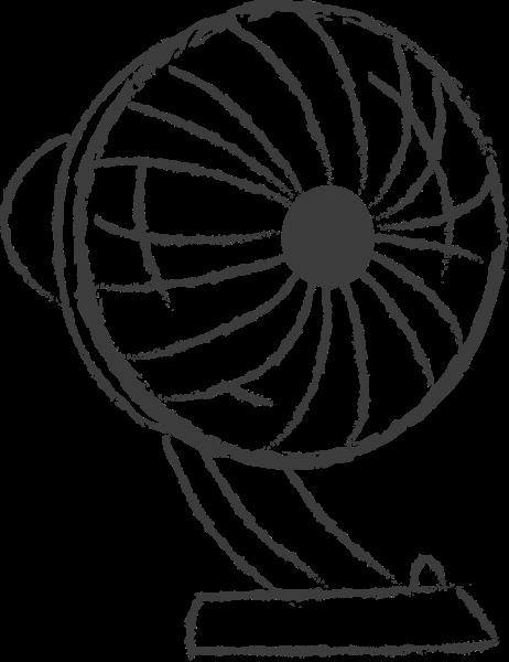 风扇电风扇电器家用电器电子产品