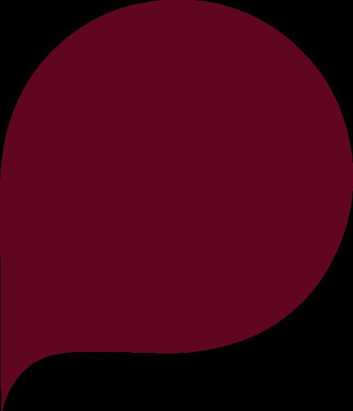 对话框红底标识图标图形