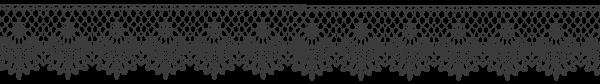 蕾丝花纹边框花边装饰