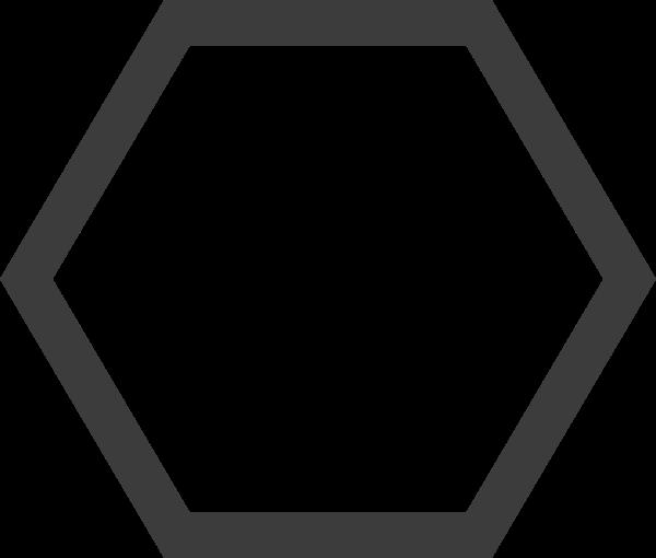 六边形基本图形几何图形内部使用
