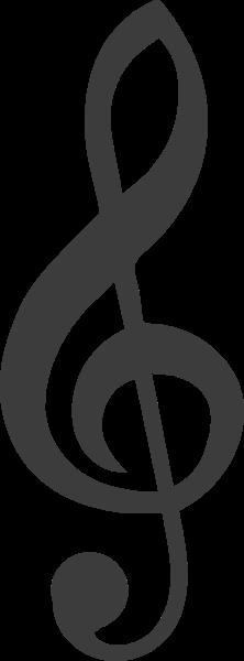 音乐音符律动简约单色