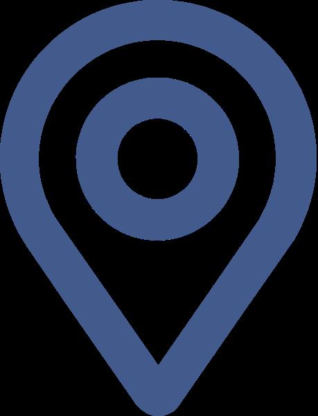 定位位置地址地理位置icon