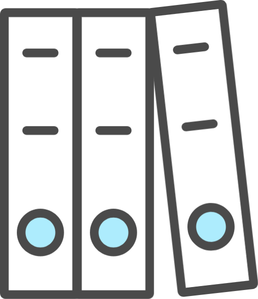 文件文件夹文件盒办公用品文具