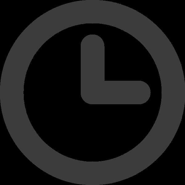 时钟时间闹钟计时器标识