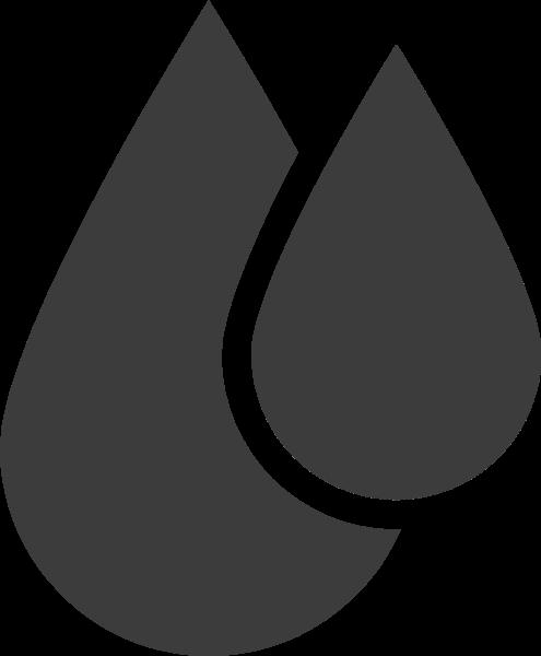 雨水水滴天气标识基本