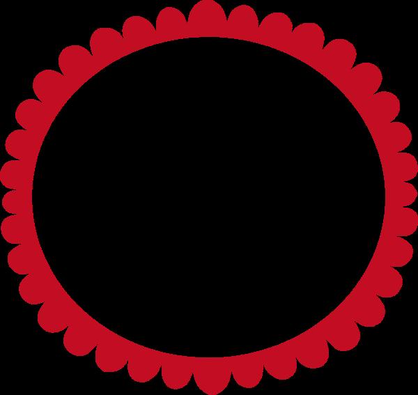 圆框项圈花边装饰向阳花